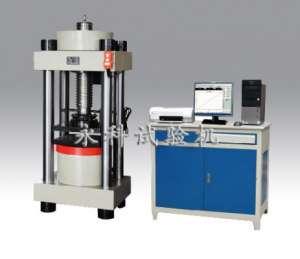 YAW-2000全自动压力试验机